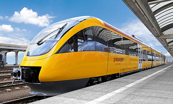 ... už od 9 eur za jednu cestu a navyše sa odvezú v čistých a pohodlných  žltých vozňoch RegioJetu. Počas cesty si môžu vychutnávať špičkové služby e99abbb4112